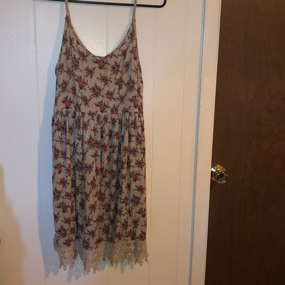 Deb Dresses & Skirts - Country Style Was Rose Dress!!